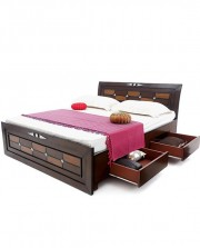 Rado King size With storage Bed