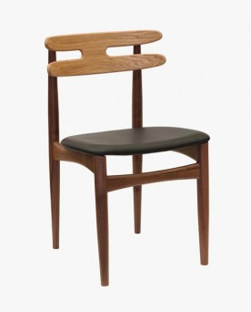 The Langdon Chair Brown